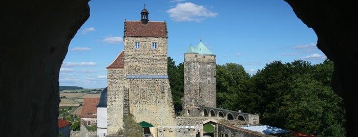 Burg Stolpen is one of Burgen und Schlösser.