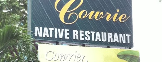 Golden Cowrie Native Restaurant is one of Top 10 places to try this season.