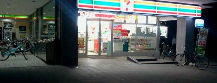 セブンイレブン 新横浜2丁目店 is one of 新横浜マップ.