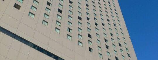 ヒルトン名古屋 (Hilton Nagoya) is one of Hotel.