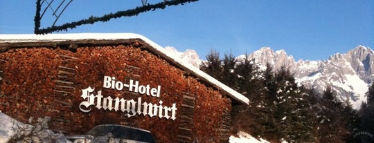 Stanglwirt is one of Hotels I Enjoyed Staying At.