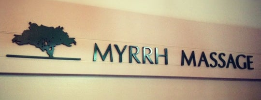 Myrrh Massage is one of Massage & SPA in BANGKOK.