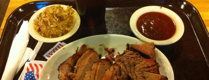 Outlaw's Bar-B-Q is one of Top 10 dinner spots in Tioga, LA.