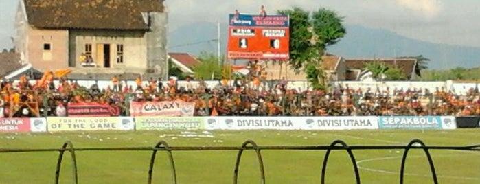 Stadion Krida Rembang is one of #PasoepatiNet.