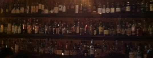 The Alembic is one of Stevenson's Favorite Whiskey Bars.