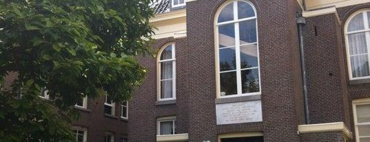 Van Brienenhofje is one of Amsterdamse hofjes.