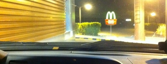 McDonald's - ماكدونالدز is one of All-time favorites in Kuwait.
