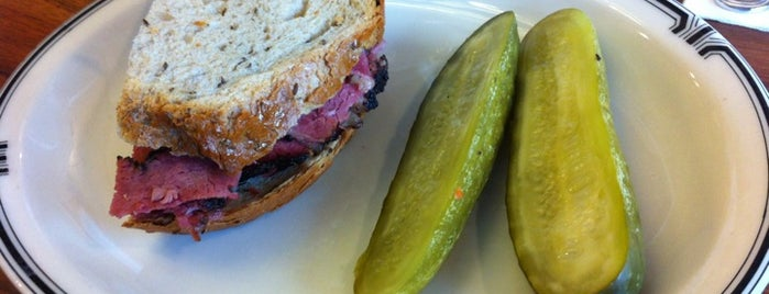 Langer's Delicatessen-Restaurant is one of Favorite Food - LA.