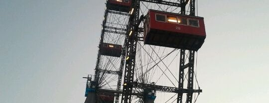 Wiener Riesenrad is one of Exploring Vienna (Wien).
