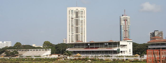 Mahalaxmi Race Course (Royal Western India Turf Club) is one of city of dreams.