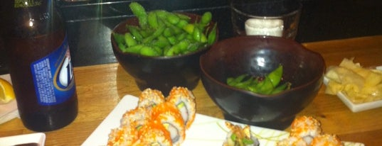 Aka Sushi House is one of Houston's Best Asian Restaurants - 2012.