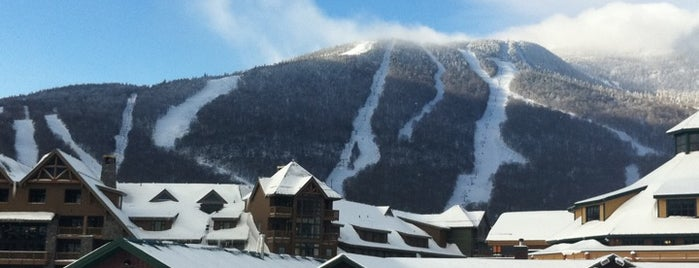 Stowe Mountain Resort is one of Skigebiete.