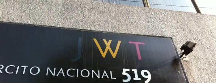 JWT is one of Agencias de Publicidad.