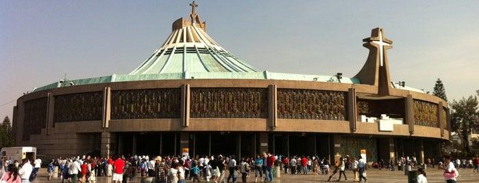 Basílica de Santa María de Guadalupe is one of Mis lugares en México DF.
