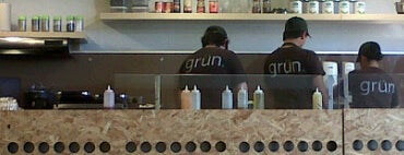 Grün is one of Must-visit Food in Bogotá.