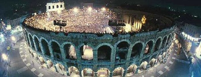 Arena di Verona is one of Italis.