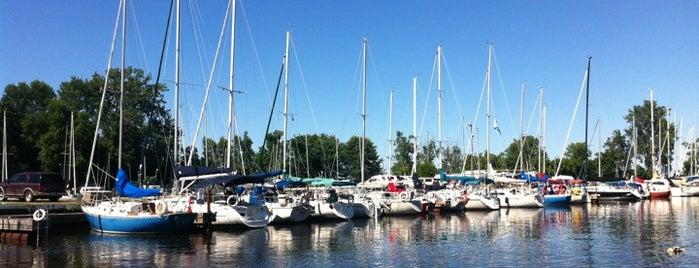 Britannia Yacht Club is one of Ottawa.