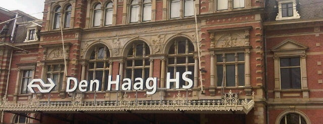 Station Den Haag HS is one of Guide to The Hague's best spots.