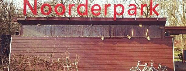 Noorderpark is one of I ♥ Noord.