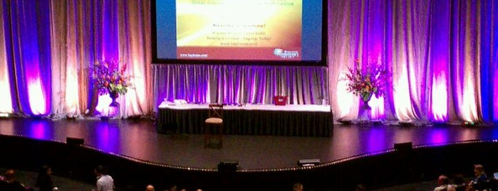 Georgia World Congress Center (GWCC) is one of #myhints4Atlanta.