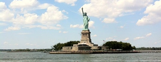 Statue of Liberty Ferry is one of New York.