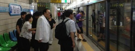 미아역 (Mia Stn.) is one of Subway Stations in Seoul(line1~4 & DX).