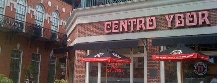 Centro Ybor is one of Dining and Shopping.