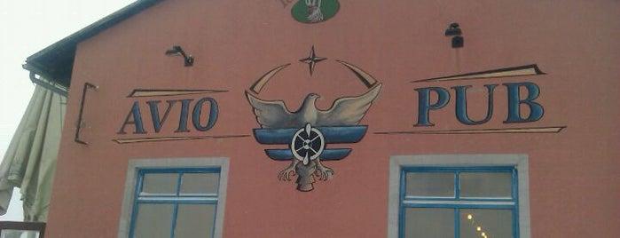 Avio Pub is one of Mladina Konzum 1-3.
