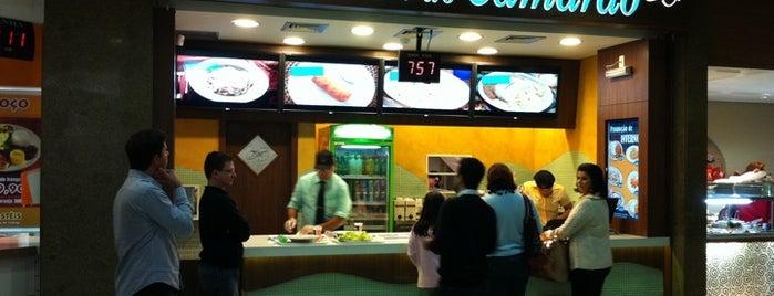 Vivenda do Camarão is one of Beiramar Shopping.