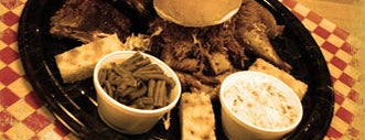 Archie's BBQ is one of Maryland Food Challenges.