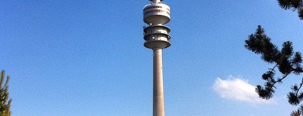 Olympia Tower is one of Germany.