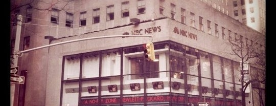 TODAY Show is one of New York, NY.