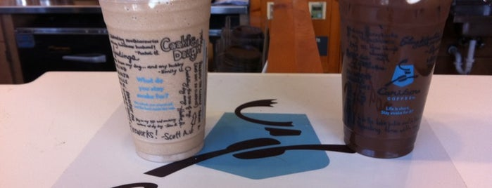 Caribou Coffee is one of Must-visit Food in Bolingbrook.