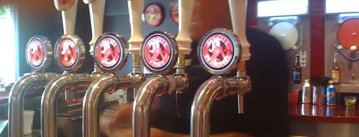 Sin City Brewing Co. is one of I spy with my 4sq eye.