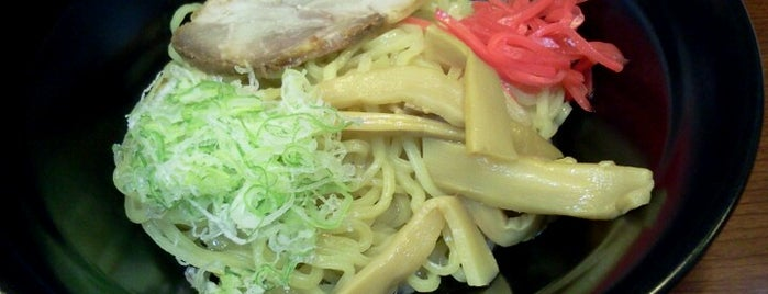 味の天徳 is one of 御徒町 ラーメン.