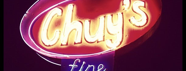 Chuy's is one of Austin Eateries.