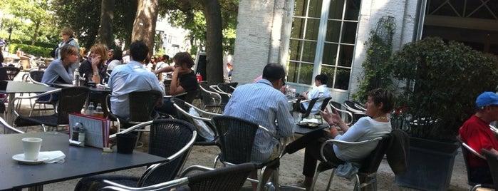 L'Orangerie du Parc d'Egmont / Orangerie van het Egmontpark is one of Restaurants Bruxelles.