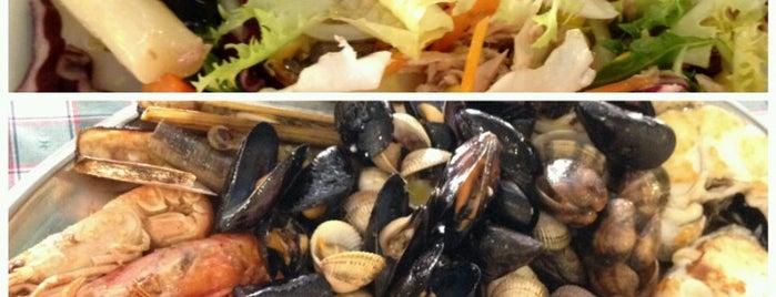 Rincón de Galicia is one of The FoodHunter DimasEnrik AC.