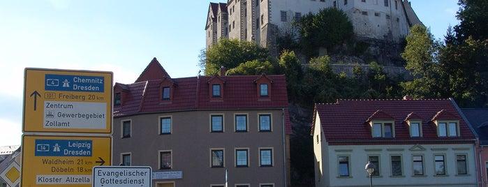 Schloß Nossen is one of Burgen und Schlösser.