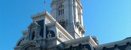 Philadelphia City Hall is one of Historic Tallest Buildings in the World.