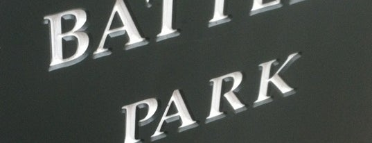 Battery Park is one of Mis lugares más queridos !.