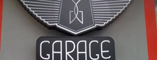 Garage is one of Bars in Athens.