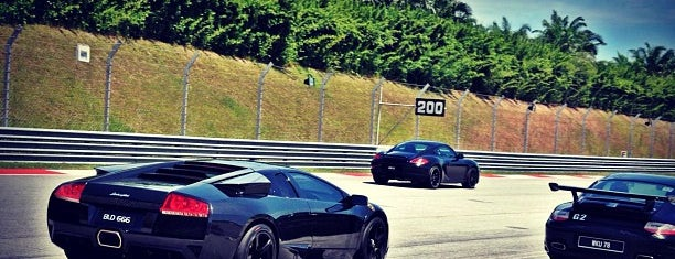Sepang International Circuit (SIC) is one of แวะเที่ยว Kuala Lumpur, Malaysia (3).