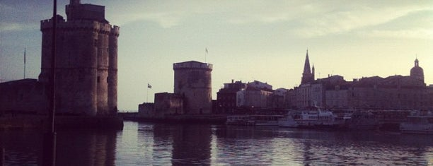 Vieux-Port de la Rochelle is one of Les immanquables de La Rochelle.