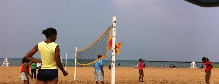 63rd Street Beach is one of Windy City.
