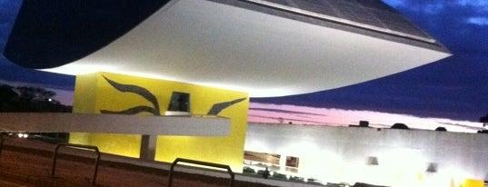 Museu Oscar Niemeyer (MON) is one of O que recomendo em Curitiba.