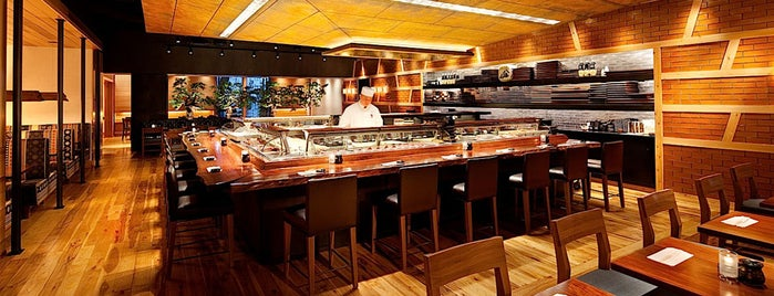 Blue Ribbon Sushi Bar & Grill is one of Las Vegas Dining.