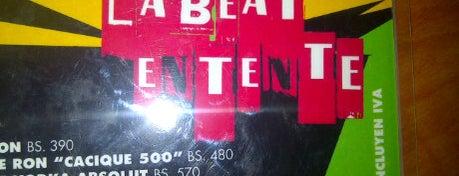 La Beat Entente is one of Caracas Nightlife.