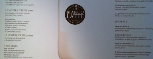 Bianco Latte is one of Restaurants milano.