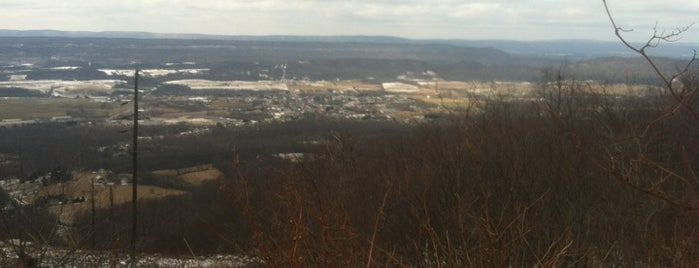 Tuscarora Mountain Summit is one of Family trips.